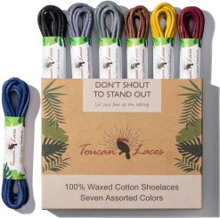 Toucan Laces The Standard